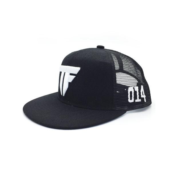 Gorra negra TF