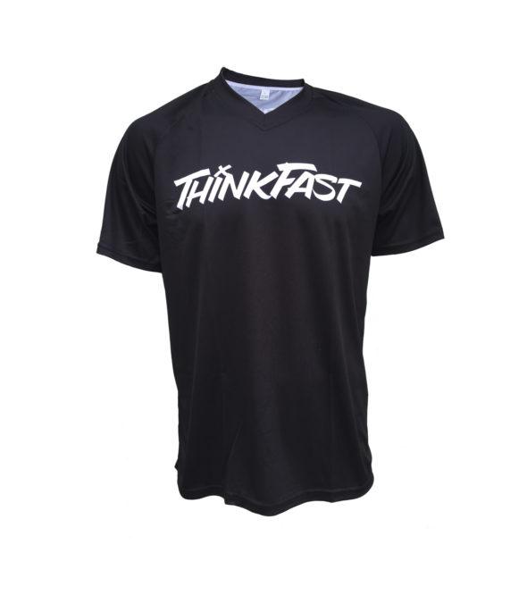 camiseta enduro mc black