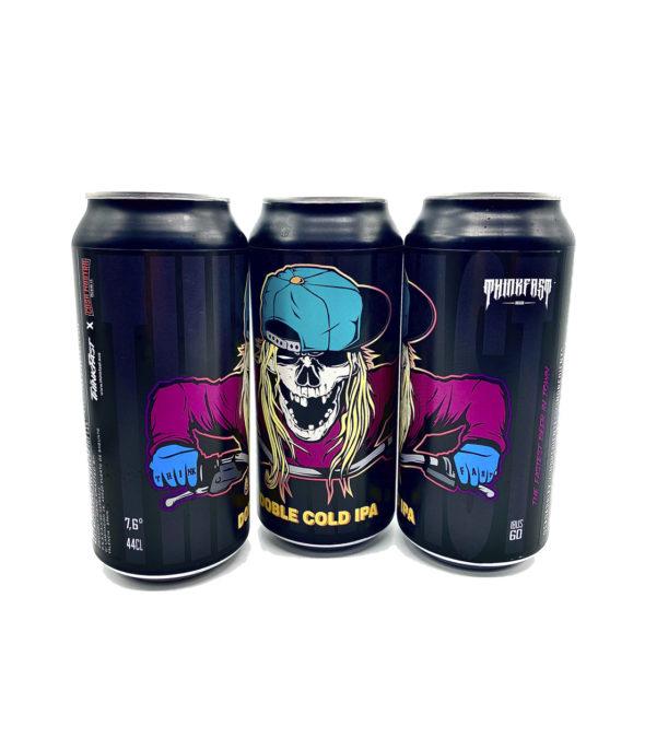 Birra doble cold IPA 3